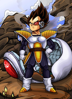 dragon ball z characters vegeta. Characters - Dragonball Z the